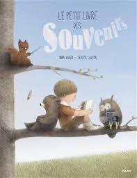 Chronique_Le petit livre des souvenirs
